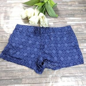 Cynthia Rowley Shorts Diamond patterned 12